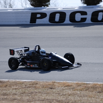 3 Day Formula Racing School in Richmond