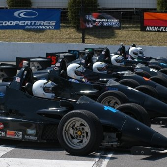 Formula 2000 Racing in New Jersey