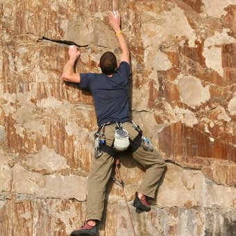 Rock Climbing for Beginners in Los Angeles