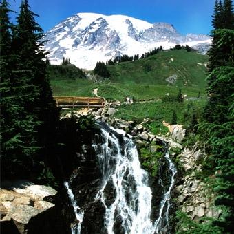 Explore Mt. Rainier in Seattle