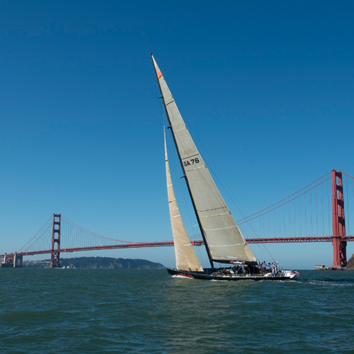 Private Sailing Charter in San Francisco