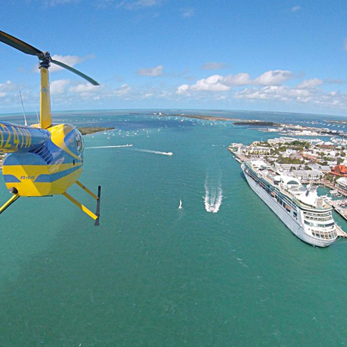 Explore Key West from the Air