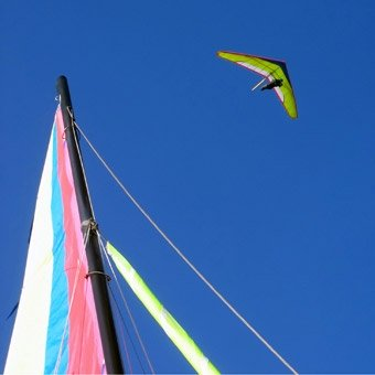 Tandem Hang Gliding in Miami