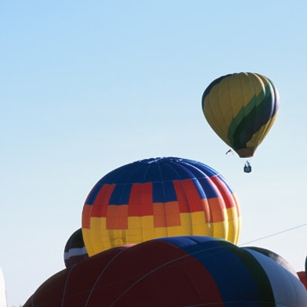 Hot Air Balloon Ride in Tampa