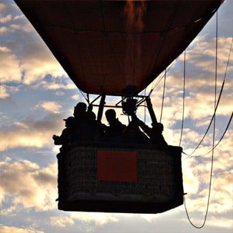 Hot Air Balloon Ride in Washington DC