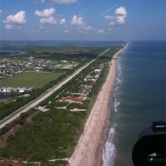 Jersey Shore Helicopter Tour For 2 in New Jersey
