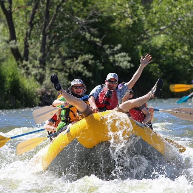 Family Friendly Whitewater Rafting Experience in Utah