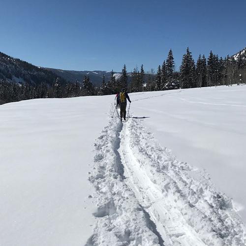 XC Skiing Tour in Salt Lake City