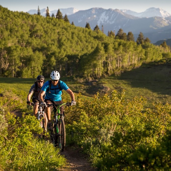 Utah Mountain Biking Tour