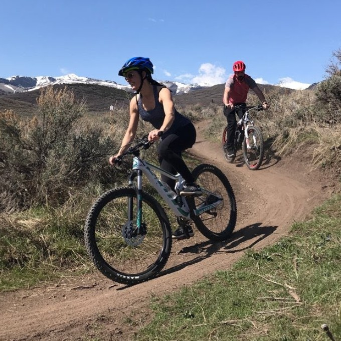 Mountain Biking Singletrack Ride