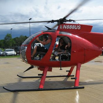 Chicago Heli Tour for 3 People