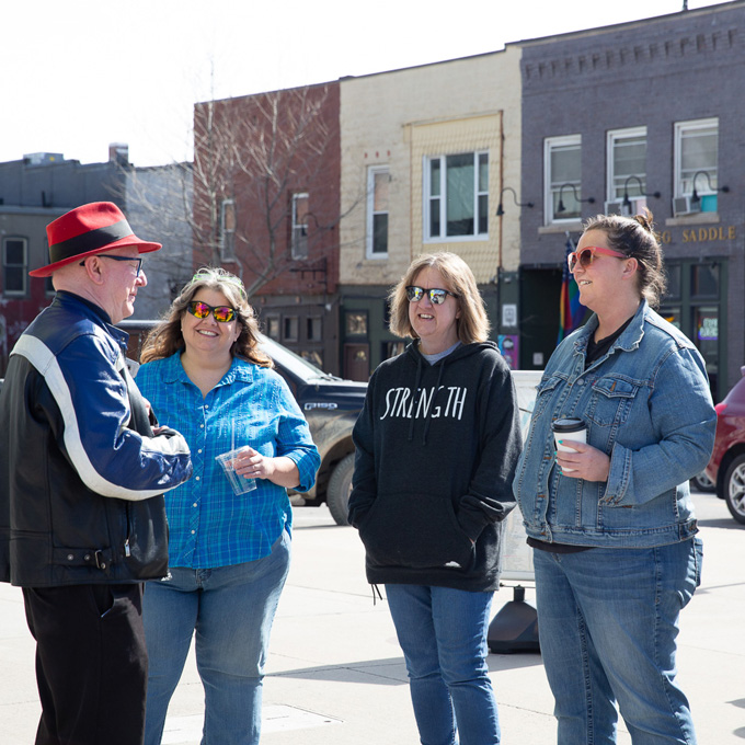 Guided History Tour in Des Moines