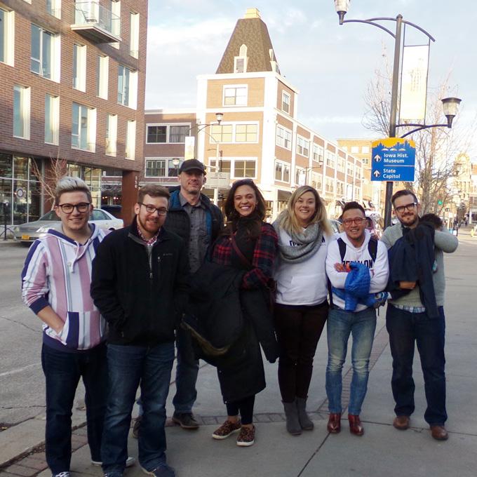 Des Moines Walking Tour