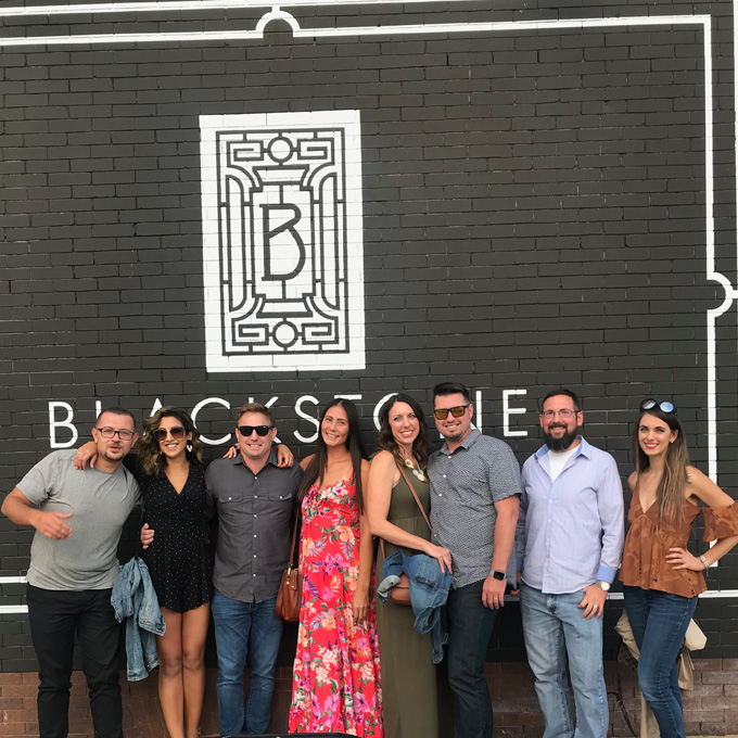 Food Tour in the Blackstone District