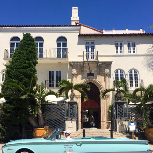 Miami Convertible Tour