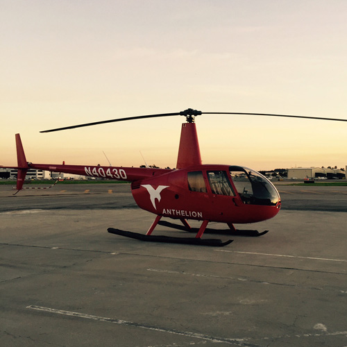 Helicopter Tour of LA Beaches