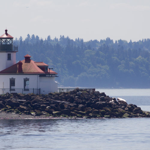 Light House Blake Island State Park