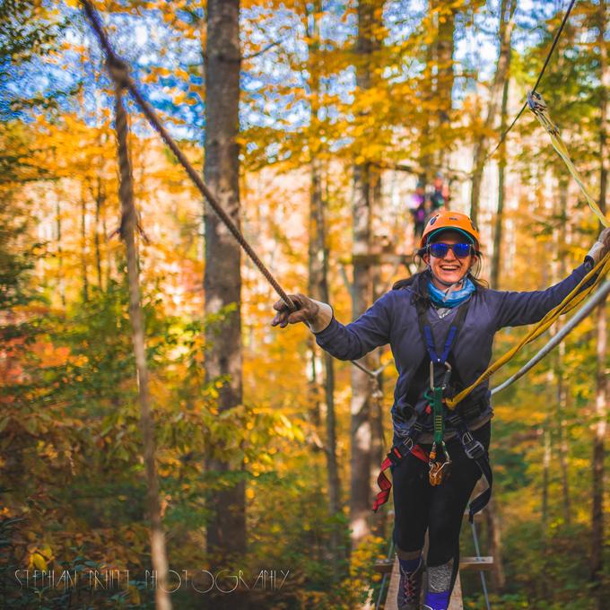 Adventure Park in North Carolina