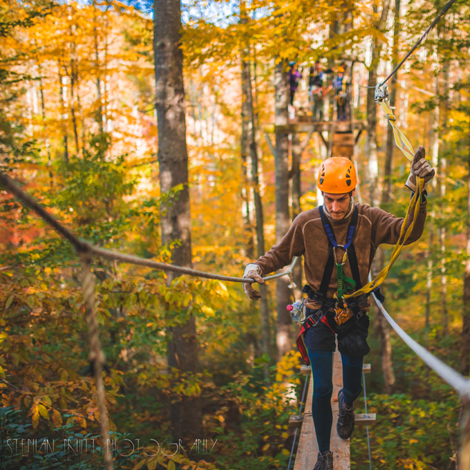 Outdoor Adventure Park in Asheville, NC