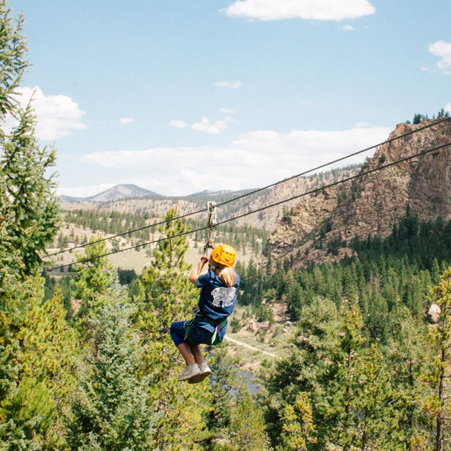 Buena Vista Ziplining