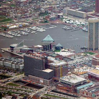 Views of Baltimore