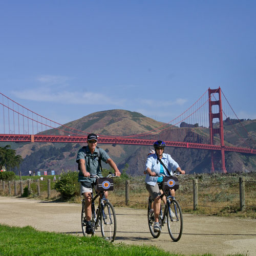 Bike Tour of San Francisco