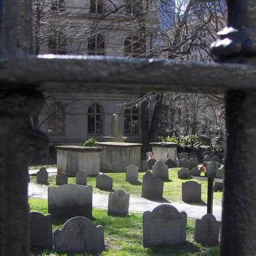 Walking Tour of Historic Boston