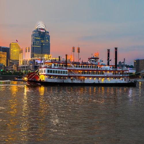 Dinner Cruise in Cincinnati