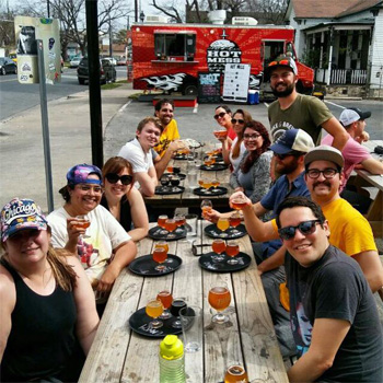 Biking Tour of Austin Breweries