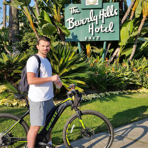 Electric Bike Tour of Beverly Hills