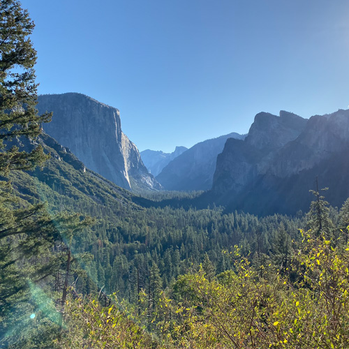 3 Days in Yosemite