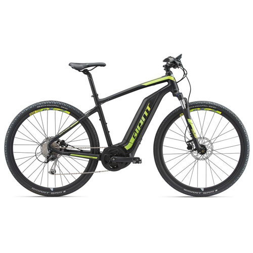 High-End Electric Bike