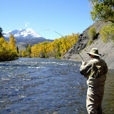 Fly Fishing Trip in Colorado