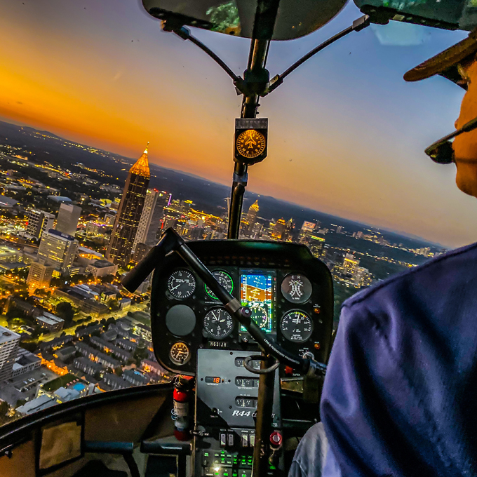 Learn to Fly a Helicopter in Lawrenceville, GA