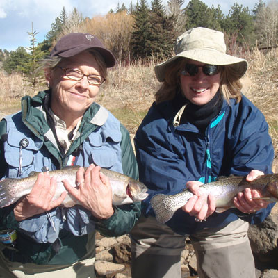 South Platte Guided Fly Fishing Tour