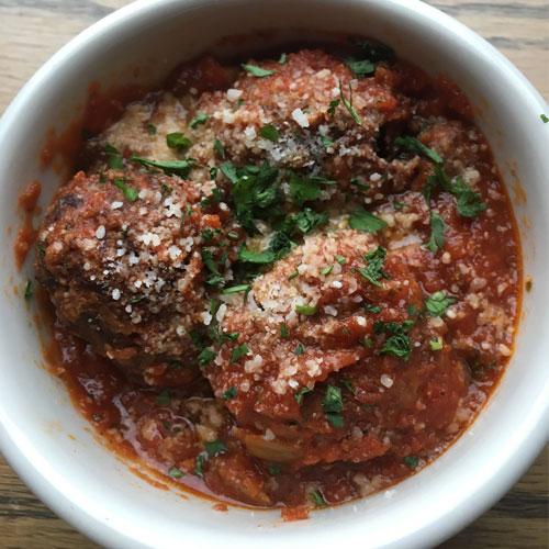 Taste Meatballs on Chicago Food Tour