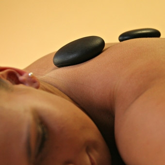 Hot Stone Massage in Miami