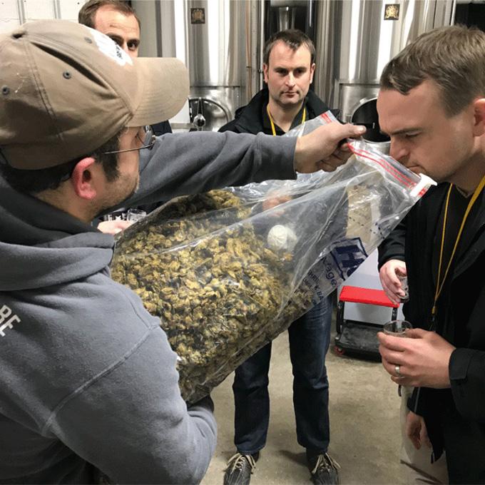 Boston Brewery Tour