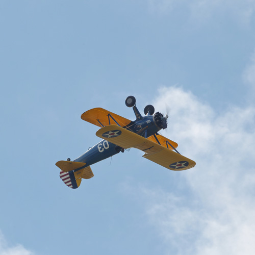 Northern Virginia Biplane Thrill Ride
