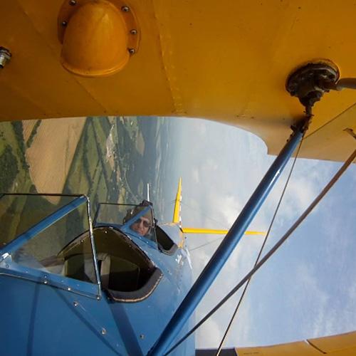 Aerobatic Thrill Ride