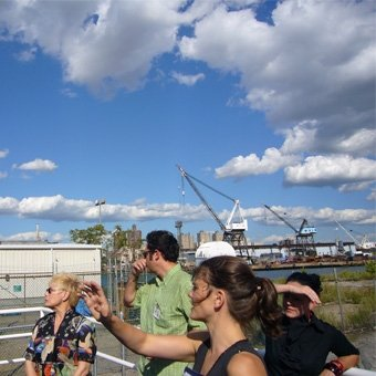 Brooklyn Navy Yard Tour in New York