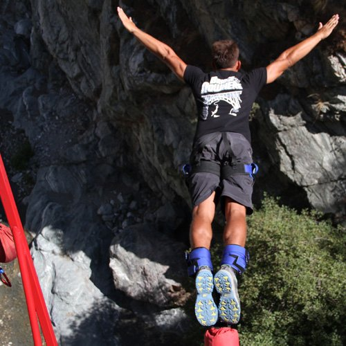 Bungee Jump Dive in Los Angeles