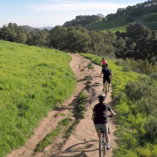 Santa Barbara Mountain Bike Tour