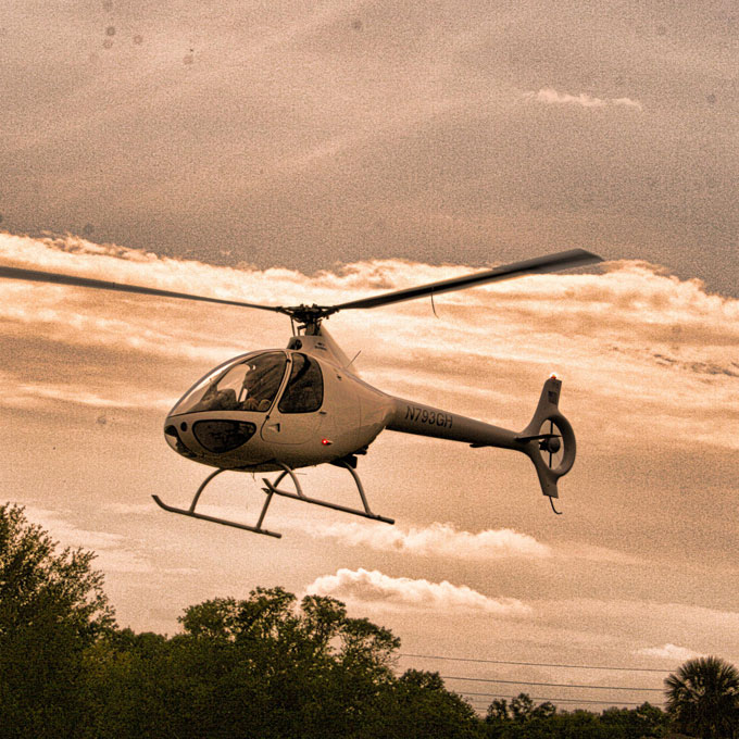Learn to Fly a Helicopter in Kissimmee, FL