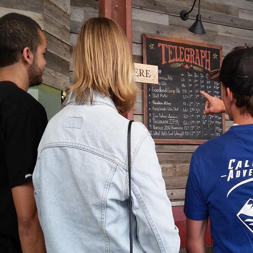 Brewery and Wine Bike Tour in Santa Barbara