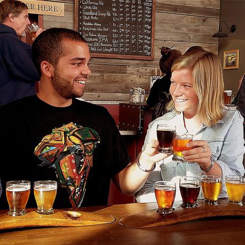 Beer and Bike Wine Tour of Santa Barbara