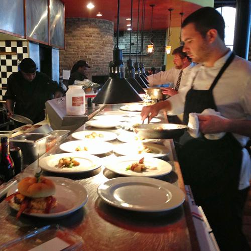 Gourmet Food Tour in Charleston