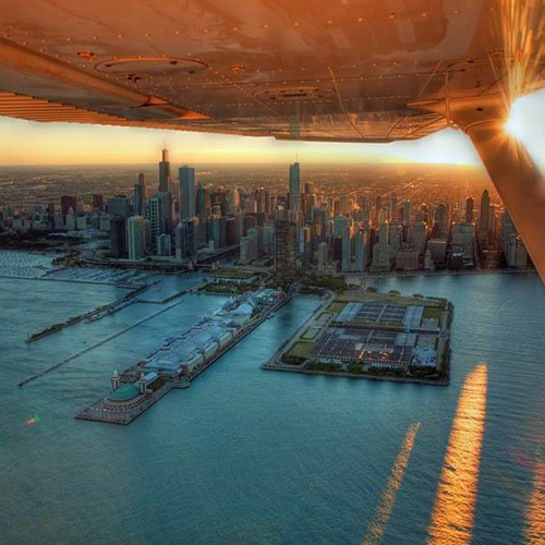 Chicago Learn to Fly Experience