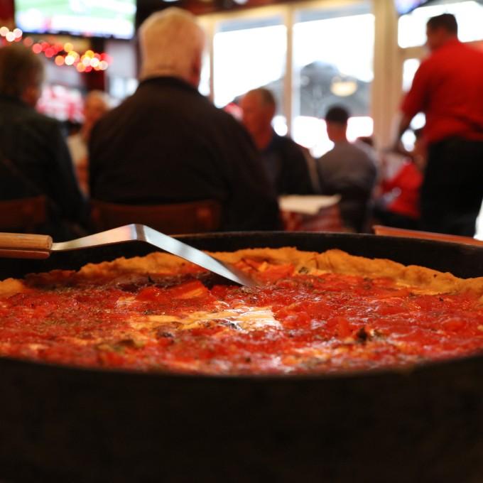 Chicago Style Pizza Tour