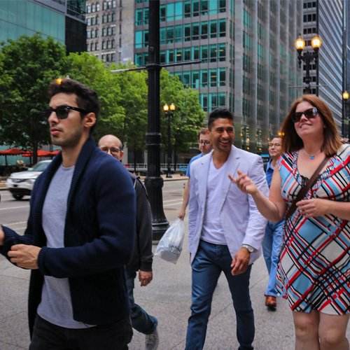 Guided Chicago Food Tour